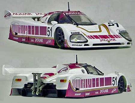 Slot It SICA07D Jaguar XJR6