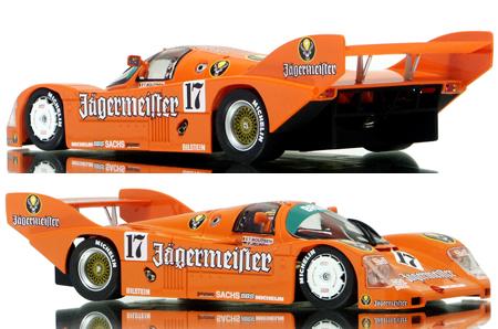 Slot It SICA17B Porsche 962C KH, Jagermeister