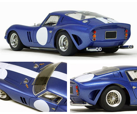 Racer SL05MB Ferrari 250 GTO metallic blue