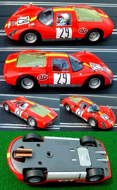 Fly A1604 Porsche 906 (Carrera 6), Alcaniz 1968