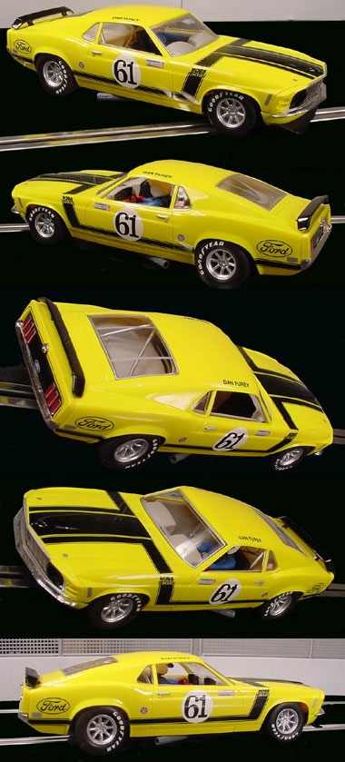 Scalextric C2760 Trans Am Mustang