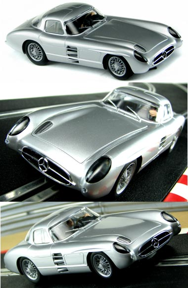 Scalextric C2914 Mercedes 300 SLR coupe, 1955