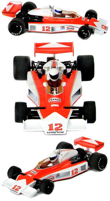 Scalextric C2927 McLaren M23 F1 Jochen Mass 1976