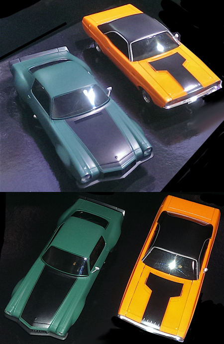 Scalextric C3373A Fast and Furious 2-car set - $129.99