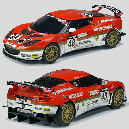 Scalextric C3379 Lotus Evora #48 Petronas
