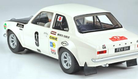 Scalextric C3440 Ford Escort, Monte Carlo Rallye 1970