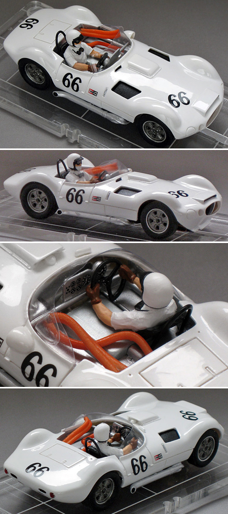 Proto Slot CB064P Chaparral 1 painted body kit