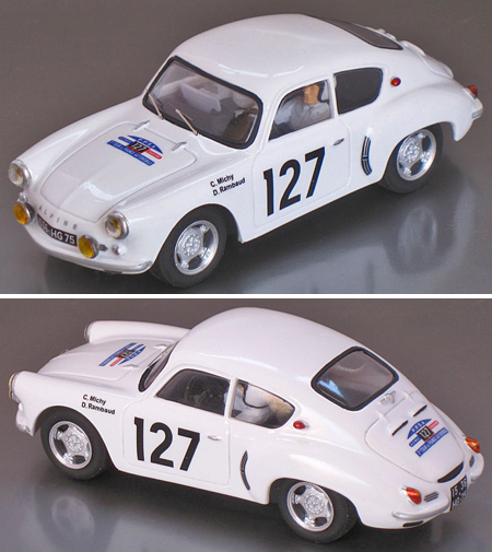 Proto Slot GM020-1P Alpine Renault A106 Tour de France, white