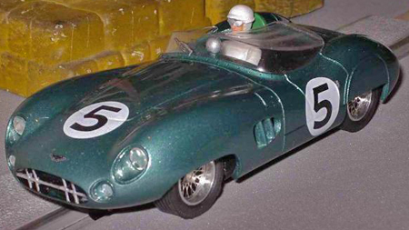 Aston Martin DBR1, 1959 LeMans winner