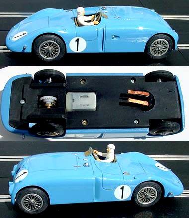 "MMK 15 1937 Bugatti T57 LM ""Tank"" 1937 Le Mans"