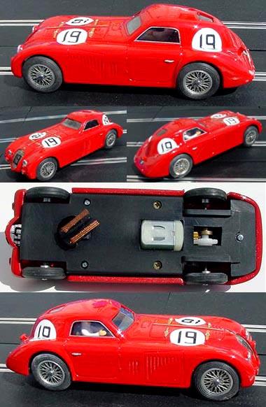 MMK 19  1938 Alfa Romeo