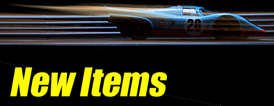 new slot car arrivals