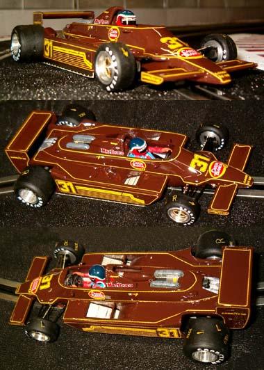 ODG157P Lotus 79 Rebaque