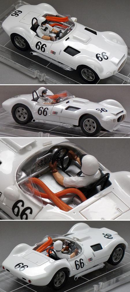 PSK004 Chaparral 1, Jim Hall, 1962