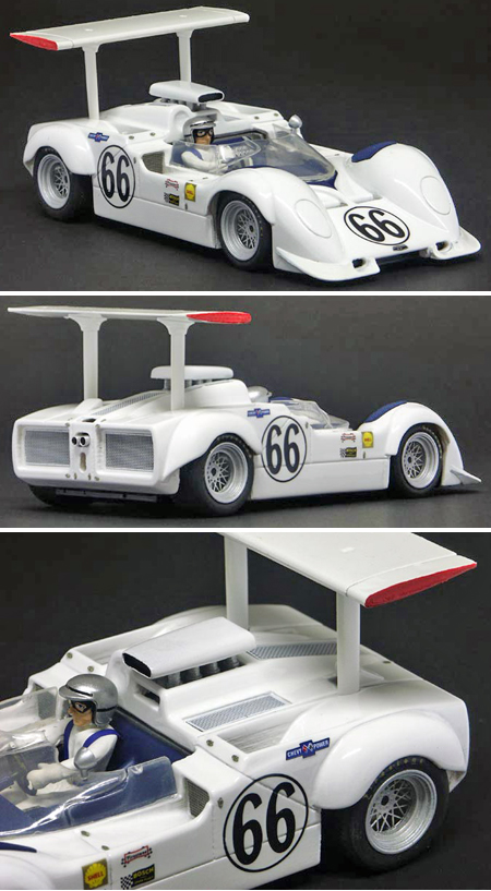 Racer RCR59 Chaparral 2G, Jim Hall, 1968. Preorder now!