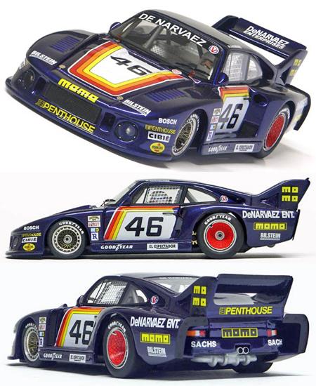 Racer RCR62 Porsche 935 Joest, Road America 1981