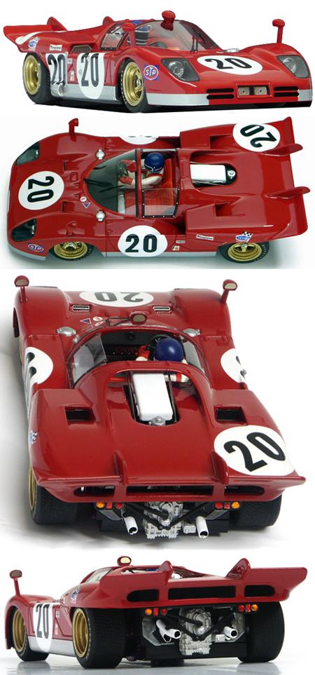 Racer RCR63B Ferrari 512S, Sebring 1970, #20