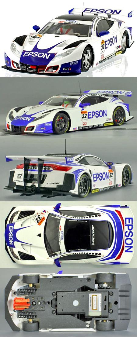 ale Auto SC6030 HSV010 Super GT, #32, Epson