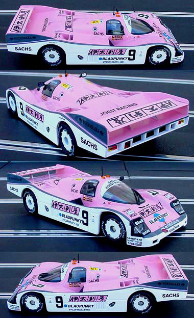 Slot It SICA03C Porsche 962C Joest Racing