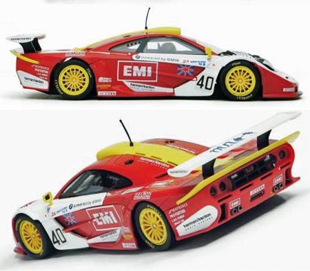 Slot It SICA10E McLaren F1 GTR #40, LeMans 1998