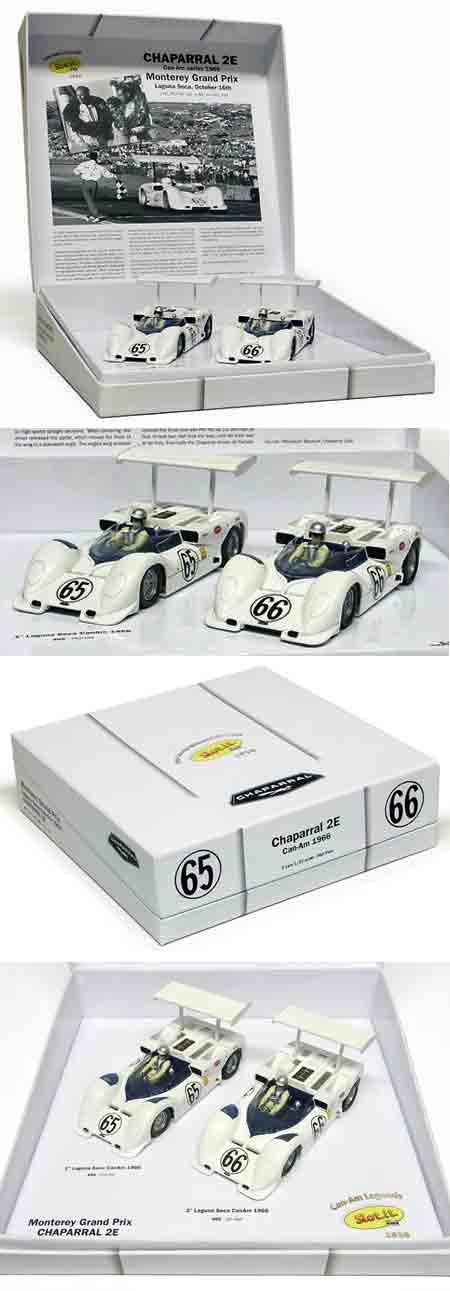 Slot It SICW08 Chaparral 2E 2-car set