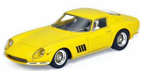 Racer SL16Y Ferrari 275GTB yellow road car
