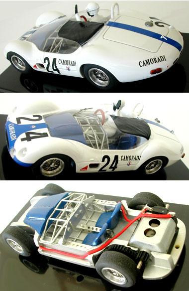 TKP25R Maserati LeMans 1960 RTR