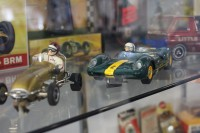 Slot Cars at the Peterson Auto Museum