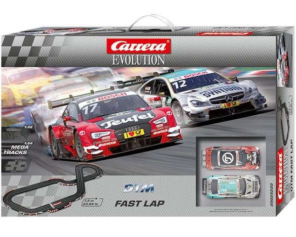 Carrera 25220 DTM Fast Lap set