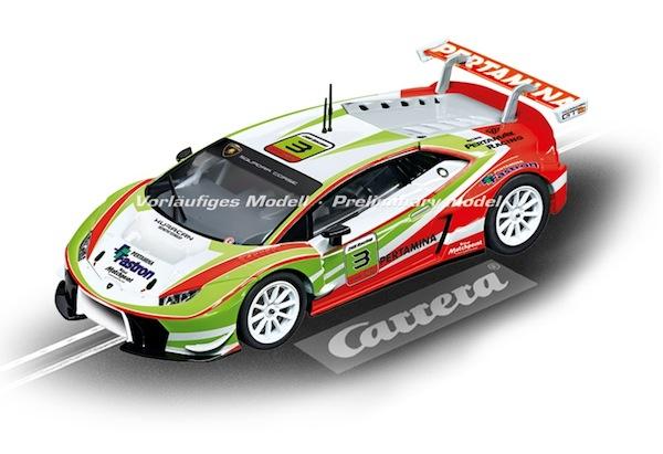 "Carrera 30781 Lamborghini Huracán GT3 ""Italia"" D132—PRE-ORDER NOW!"