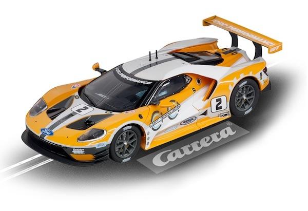 "Carrera 30786 Ford GT Race Car (fantasy livery) ""No.02″ D132"