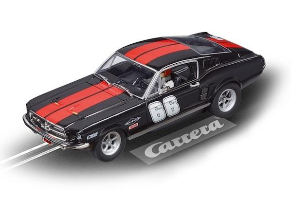 "Carrera 30792 Ford Mustang GT ""No.66″ D132"