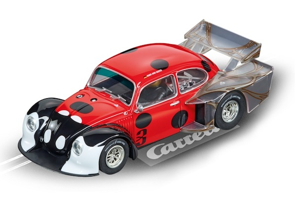 "Carrera 30821 VW Käfer ""Group 5″ Ladybug D132"