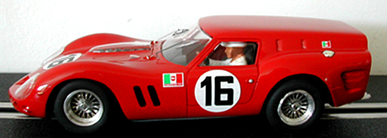 """MMK HS09 Ferrari 250GT """"Breadvan"""" LeMans 1962 RTR"""