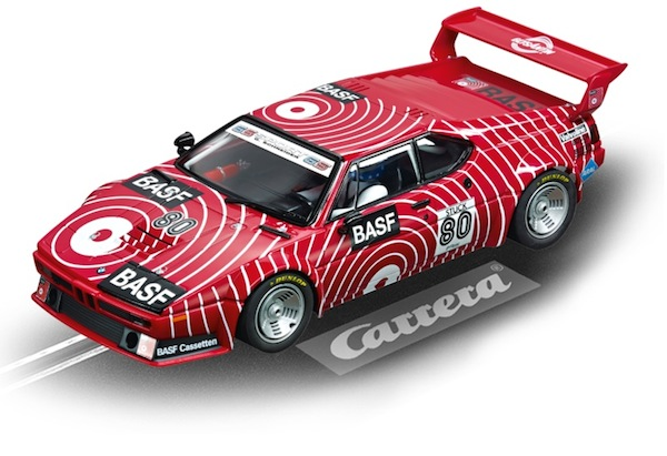 "Carrera 23821 BMW M1 Procar, ""BASF No.80"" 1980, Digital 124"
