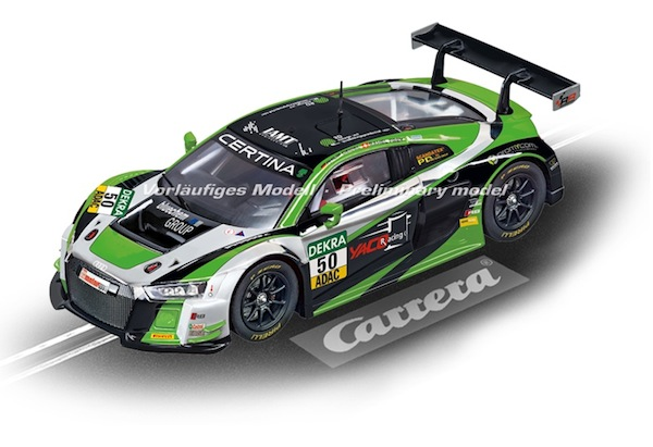 "Carrera 30784 Audi R8 LMS ""Yaco Racing, No.50"" D132"