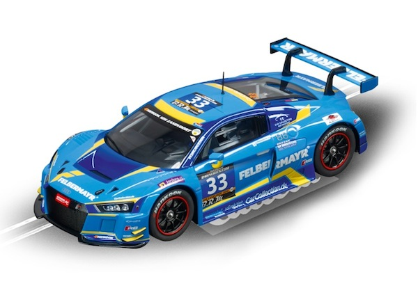 "Carrera 30785 Audi R8 LMS ""Car Collection Motorsport, No.33"" D132"