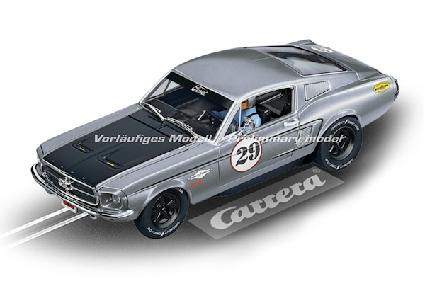 "Carrera 30794 Ford Mustang GT ""No.29"" D132"