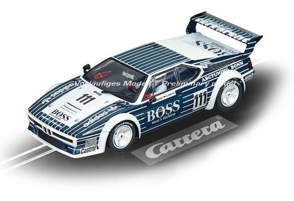 "Carrera 30815 BMW M1 Procar ""No.111"" Nürburgring 1000km 1984 D132"