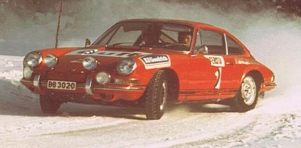 Fly 036108 Porsche 911 1968 Rallye Sweden 'Gulf'—PRE-ORDER NOW!