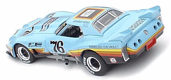 Monogram 85-4864 Greenwood Corvette, Mancuso Chevrolet (C)