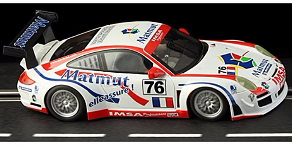 NSR NSR0035AW Porsche 997 Matmut # 76 24h LeMans 2007