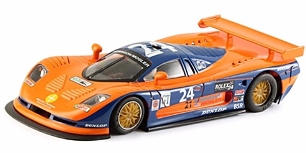 NSR NSR0042IL Mosler MT900R EVO3 #24 Daytona 2002 INLINE
