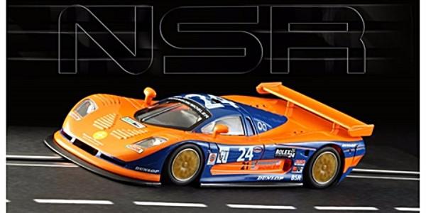 NSR NSR0043IL Mosler MT900R EVO5 #24 Daytona 2002,INLINE,triangular pod