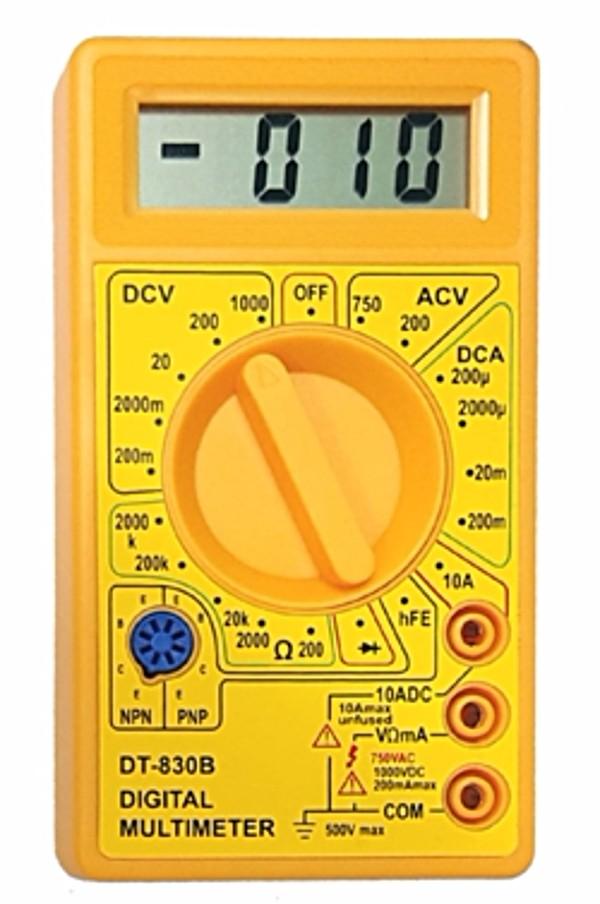 Professor Motor PMTR830B Mini Digital Multimeter