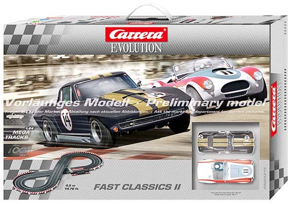01_Carrera 25215 Fast Classics set
