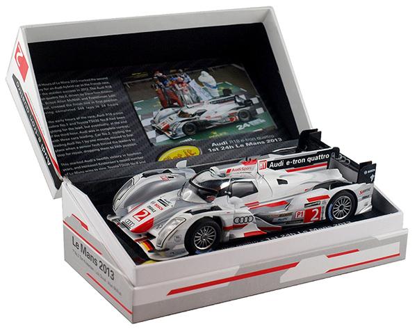 Slot It SICW17 Audi R18 n.2 Le Mans 2013 Le Mans Winner Collection, Limited Edition