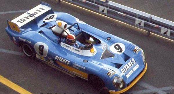Slot It SICA27B Matra Simca MS670B 24h Le Mans 1974