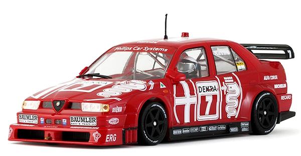 Slot It SICA35A Alfa Romeo 155 V6 Ti 1993 no.7 Hockenheimring DTM