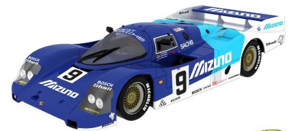 Slot It SICA03i Porsche 962C LH #9 Le Mans 1990 'Mizuno'